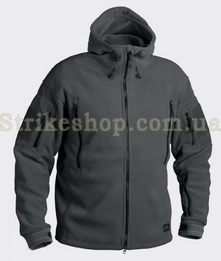 Куртка флісова PATRIOT Helikon-Tex Grey