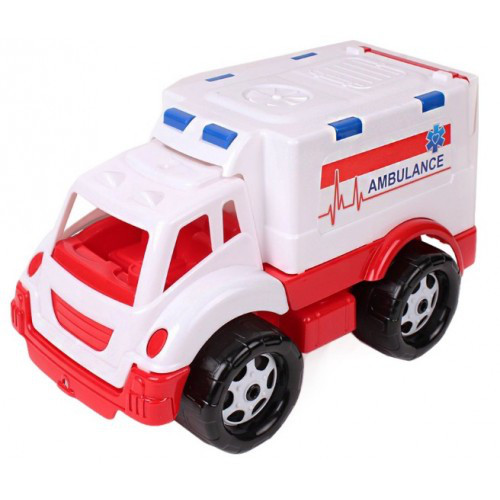 """Іграшка дитяча машина """"Швидка допомога ТехноК"""" 4579"""