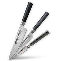 Наборы дамасских ножей