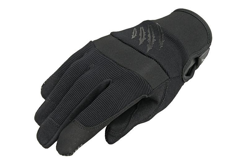 Тактичні рукавиці Armored Claw Shooter BLK
