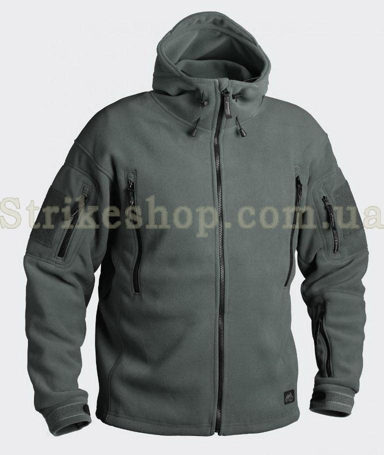 Куртка флісова PATRIOT Helikon-Tex Foliage Green