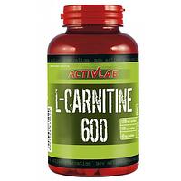 Жиросжигатель Activlab L-Carnitine 600 60 caps