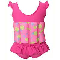 Купальник-поплавок для девочек Safe baby swim 2XL Розовый