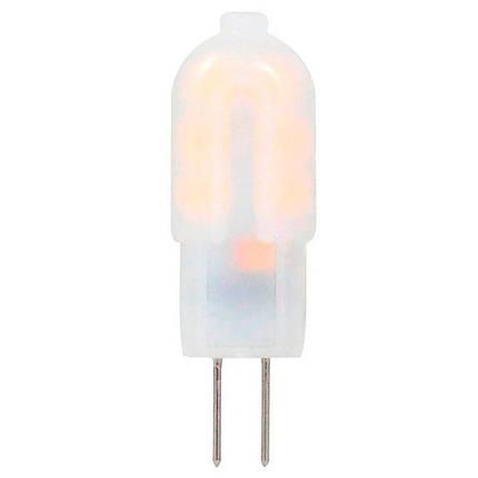 Светодиодная лампа BIOM G4 220V 2W 2800K, фото 2