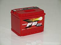 Аккумулятор автомобильный FireBall Hybrid 6СТ-60AЗ, 60 А/ч, 540 A, левый +