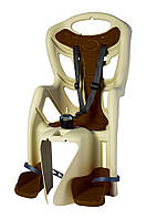 Велокресло на раму Bellelli Pepe бежево-коричневое