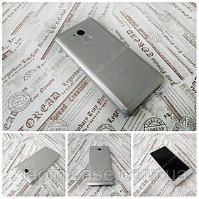 Ультратонкий чехол для Xiaomi (Ксиоми) Redmi 4 Pro / Prime прозрачный