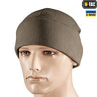 M-TAC ШАПКА WATCH CAP ELITE ФЛИС (260Г/М2) WITH SLIMTEX DARK OLIVE, фото 1