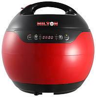 МультиваркаHILTONLC 3912 Red/black