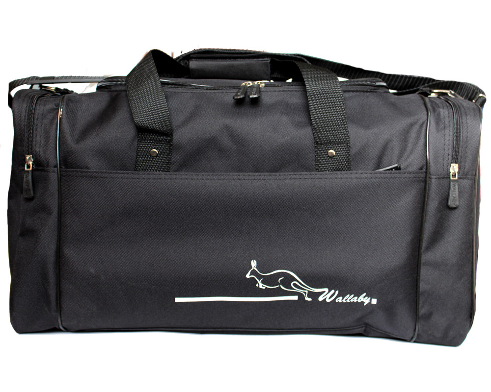 Дорожня велика зручна чоловіча сумка (3050)