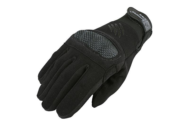 Тактичні рукавиці Armored Claw Shield BLK