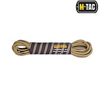 M-Tac Шнурки з обробкою 135см tan, фото 1