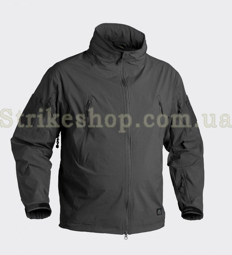 Куртка SOFT SHELL TROOPER Helikon-Tex Black