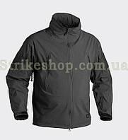 Куртка SOFT SHELL TROOPER Helikon-Tex Black, фото 1