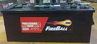Аккумулятор автомобильный FireBall 6СТ-200AЗ, 200 А/ч, 1300 A, правый +
