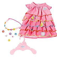 Сукня для ляльки Baby Born Zapf Creation 824481