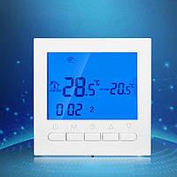 Программируемый терморегулятор с WiFi для системы теплого пола, фото 1
