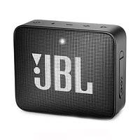 Колонка безпровідна JBL Go 2 Black, фото 1