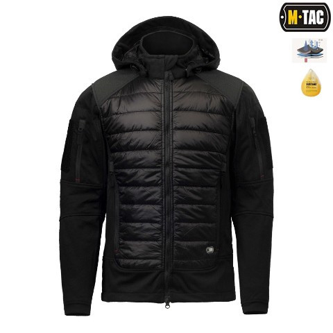 Куртка M-Tac КУРТКА WIKING LIGHTWEIGHT Black