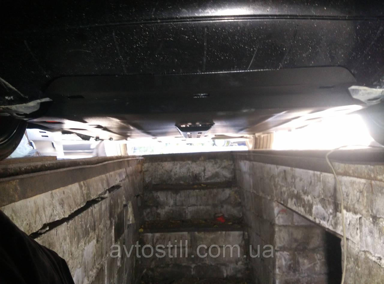 Защита двигателя и коробки Mercedes A-Class W169 (2004-2011)