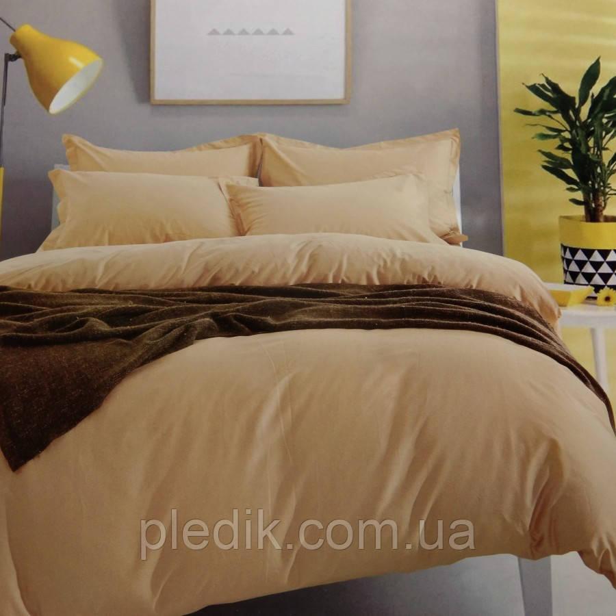 Двоспальне постільна білизна Сатин 40S Prestij Home Textile 1583