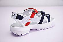 Мужские сандали Fila Disruptor Sandal 5SM00035-125, Фила Дизраптор, фото 2