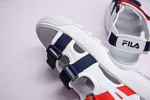 Женские сандали Fila Disruptor Sandal 5SM00035-125, Фила Дизраптор, фото 3