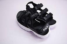 Мужские сандали Fila Disruptor Sandal 5SM00035-013, Фила Дизраптор, фото 3