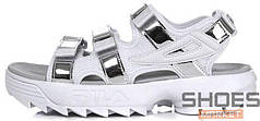Женские сандали Fila Disruptor 2 Sandal Silver