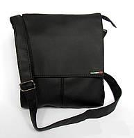 Мужская стильная сумка через плечо модная