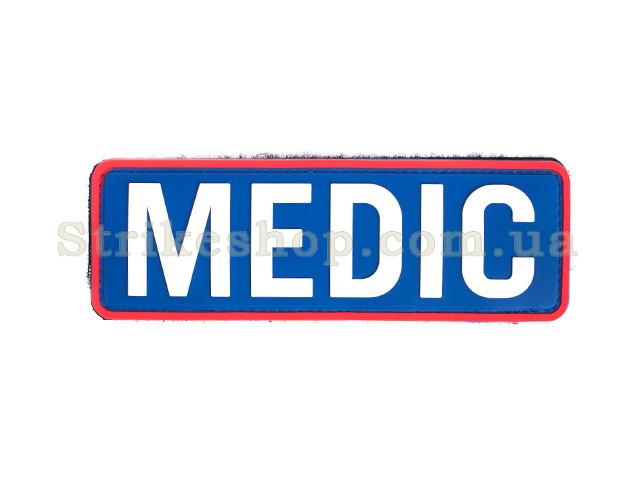 MEDIC VELCRO PATCH
