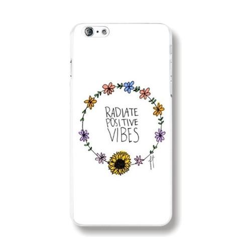 Чехол Epik для Apple iPhone 6 6S Positive Vibes