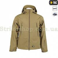 Куртка Soft Shell M-Tac Tan, фото 1