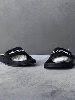 Мужские тапочки Balenciaga Piscine Slide Sandal 565547W1S801006, Баленсиага, фото 2