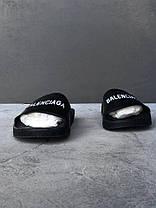 Мужские тапочки Balenciaga Piscine Slide Sandal 565547W1S801006, Баленсиага, фото 3