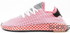 Женские кроссовки Adidas Deerupt Runner Pink