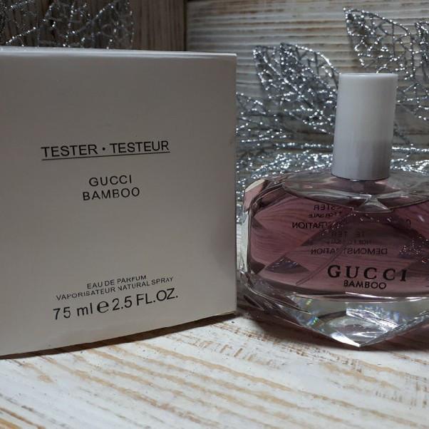 духи тестер реплика Gucci Gucci Bamboo Eau De Parfum 75ml продажа