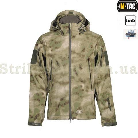 Куртка Soft Shell M-Tac FG