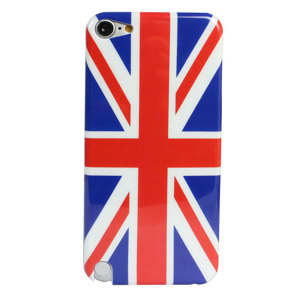 Чехол Epik для Apple iPod Touch 5 UK Flag Пластмасса