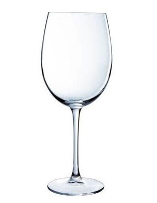 Набір бокалів для вина 230 мл, 6 шт Luminarc Allegresse (J8163/1)