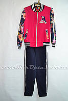 Детский спортивный костюм 1706 (р. 7 - 11 лет) купить оптом в Украине