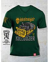 PekloToys Футболка Killdozer Green