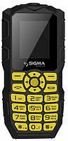 Мобильный телефон Sigma mobile X-treme IO68 Bobber Black