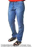 Джинсы мужские DISVOCAS 8324 синие, фото 1