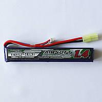 Акумулятор Turnigy Nano-Tech LiPo 11.1v 1400mAh 15~25C