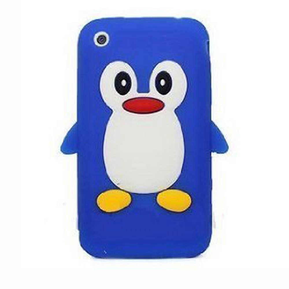 Чехол Epik для Apple iPhone 3G/3GS Pingvin