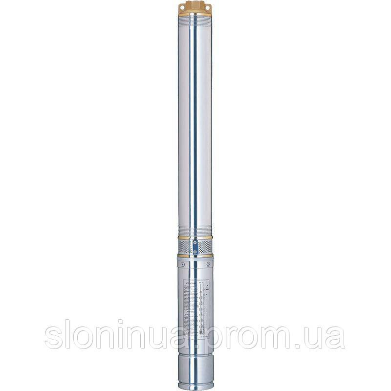 Насос скважинный центробежный Aquatica (DONGYIN) 1.1 кВт H 125(84) м Q 60(40) л/мин Ø85мм (777115)
