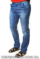 Джинсы мужские летние POBEDA 8315 синие, фото 1