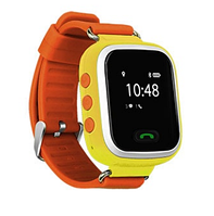 Дитячий годинник з GPS трекером Smart Baby Watch Q50 eb5efbe584555