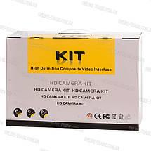 Комплект видеонаблюдения на 4 камеры Outdoor Kit 2,0MP, фото 3